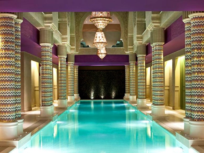 Best Spa In The World Conde Nast