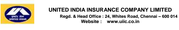 UIIC Assistant Recruitment 2015-Apply Online 750 Assistant