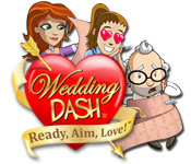 เกมส์ Wedding Dash - Ready, Aim, Love!