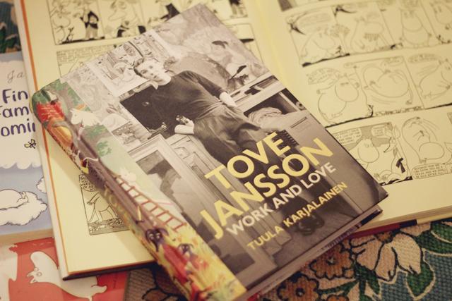Tove Jansson, Moomins