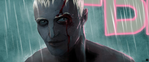 time to die, roy batty por anjinanhut