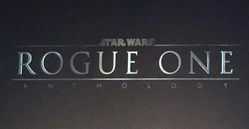 Lucasfilm reveal details about spin-off film STAR WARS: ROGUE ONE