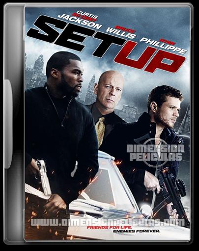 Setup (BRRip Inglés Subtitulado) (2011)