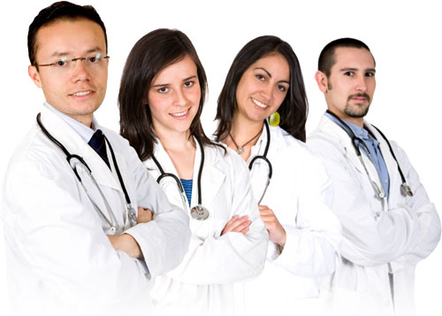 Médicos recrutados em Portugal
