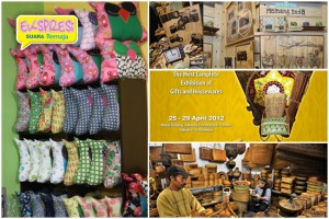 INACRAFT 2012 Atau Jakarta International Handicraft Trade Fair