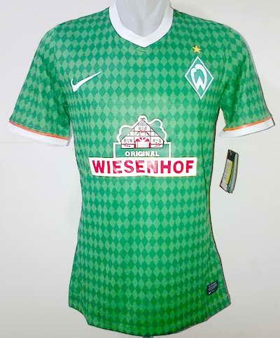 Werder Bremen Jersey Home