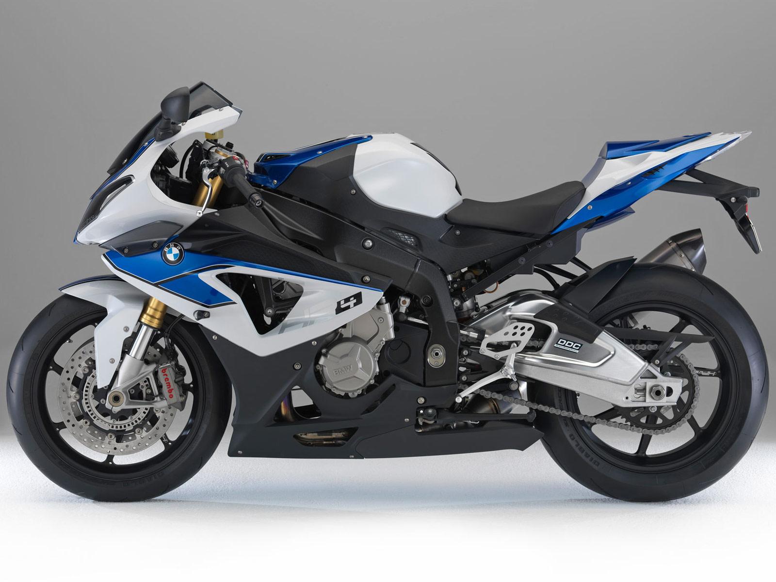 2013 BMW HP4 motorcy
