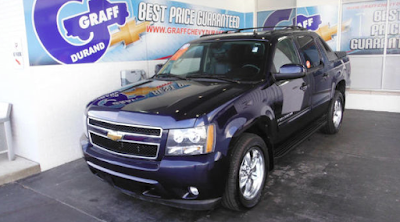 Used 2010 Chevrolet Avalanche 1500 for Sale Near Owosso, MI