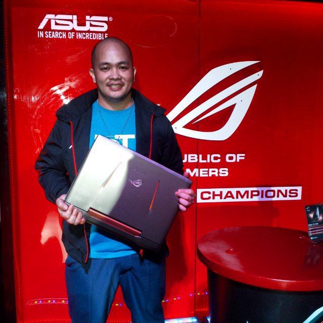 Asus ROG Incredible Story