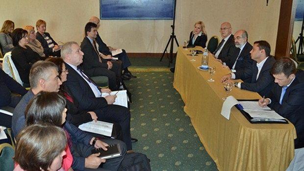 Διασυνοριακή συνεργασία του Δήμου Αλεξανδρούπολης με την Περιφέρεια Χασκόβου Βουλγαρίας