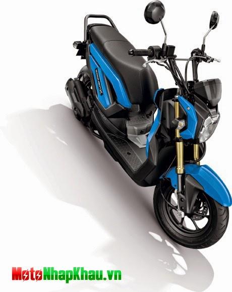 Honda Zoomer X 110 Model 2014