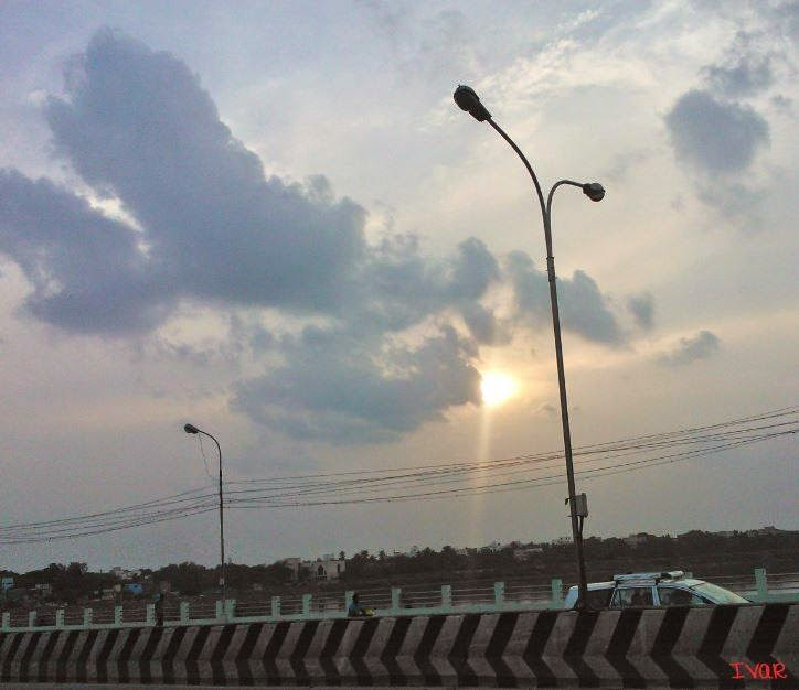 Adayar Bridge, Chennai