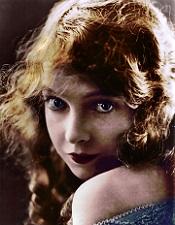 """Lillian Gish, en """" El viento """""""