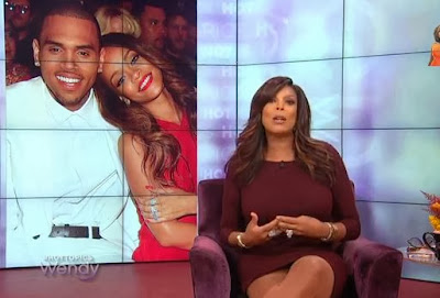 Wendy Williams Slams Chris Brown
