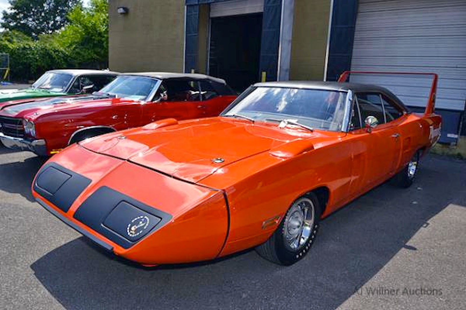 US Marshals Auction Off $2.3 Million Worth Of Seized Muscle Cars ...
