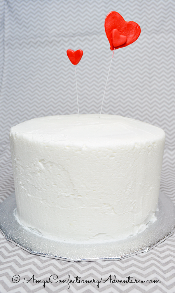 Simple White Cake Design : Simple White Cake Recipe   Dishmaps
