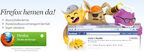 Firefox euskaraz