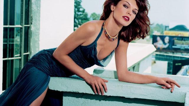 Milla Jovovich Actress