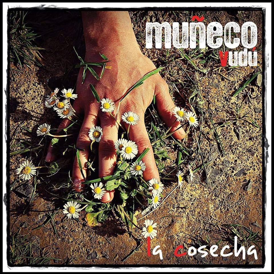 Muñeco Vudú La Cosecha disco