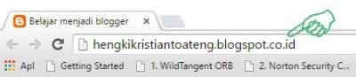 domain blogspot.com berubah menjadi blogspot.co.id