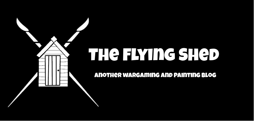 The Flying Shed