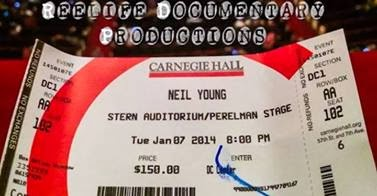 Full show Neil at Carnegie Hall, 7. Januar 2014