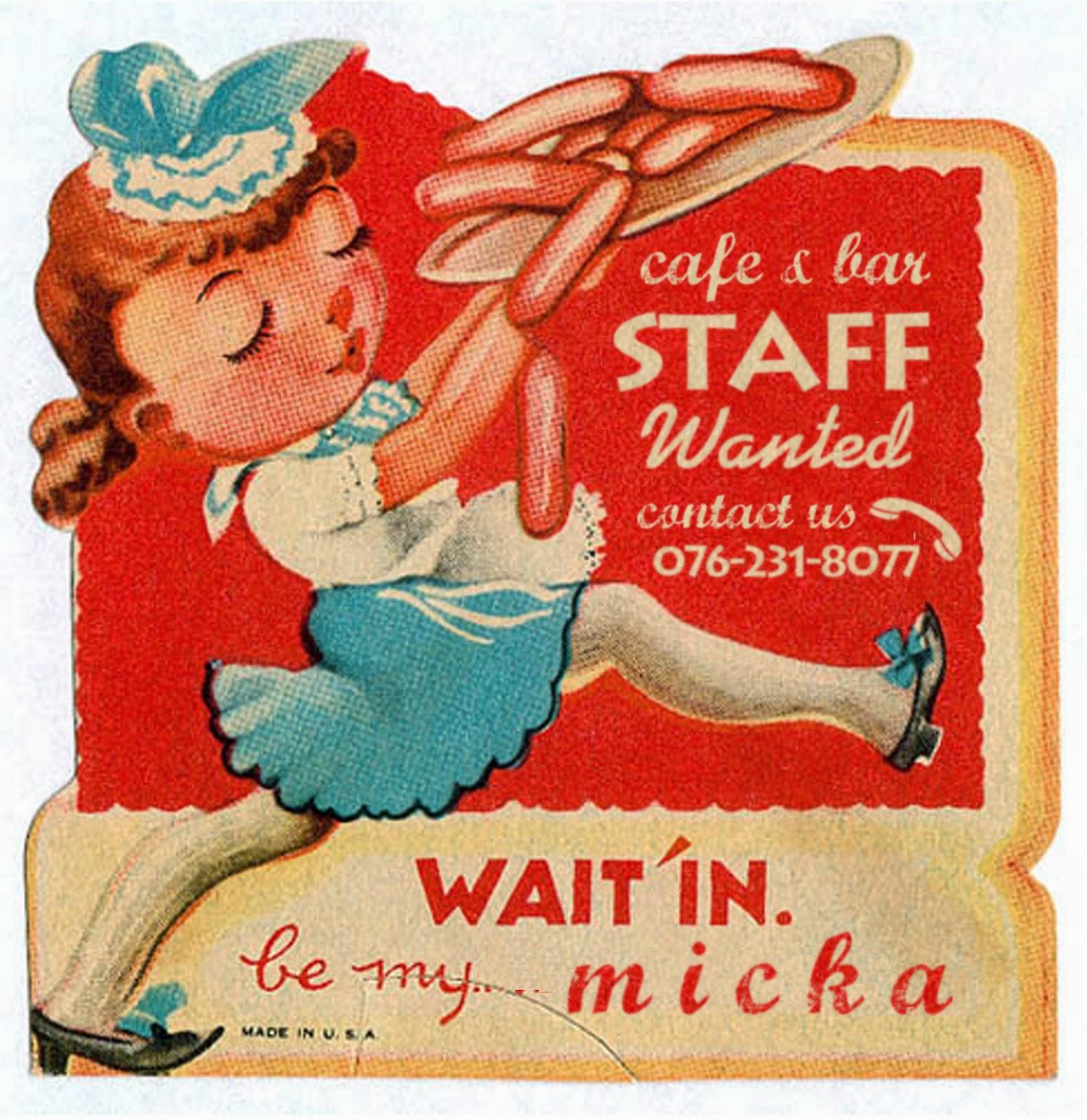 cafe & bar micka 金沢 カフェ 求人 アルバイト