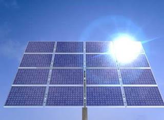 تعريف الطاقة الشمسية