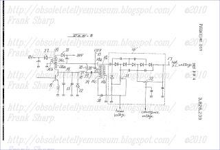 obsolete technology tellye   sony kv 1300e chassis