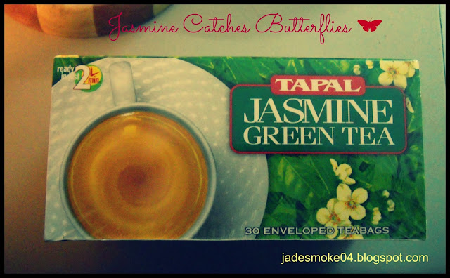 Tapal Jasmine Green Tea