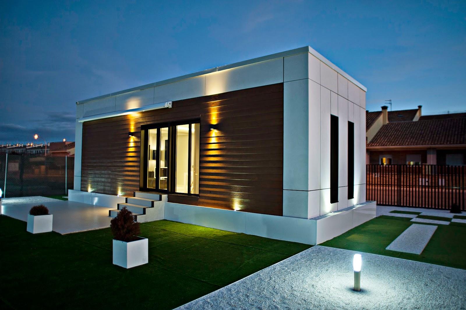 Exteriores modelo loft Resan Modular
