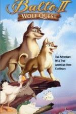 Watch Balto 2: Wolf Quest Movie Online