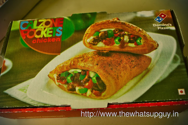 Domino's Calzone Pockets