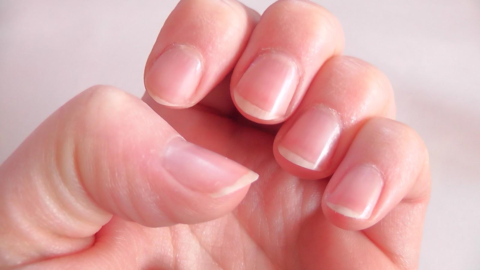 Healthy Natural Nail Care