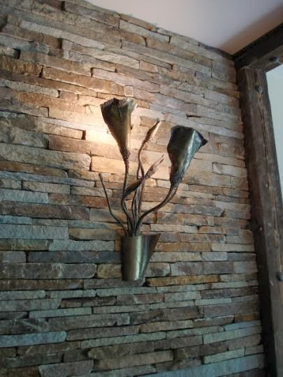 Ръчно изработени метални лампи 4