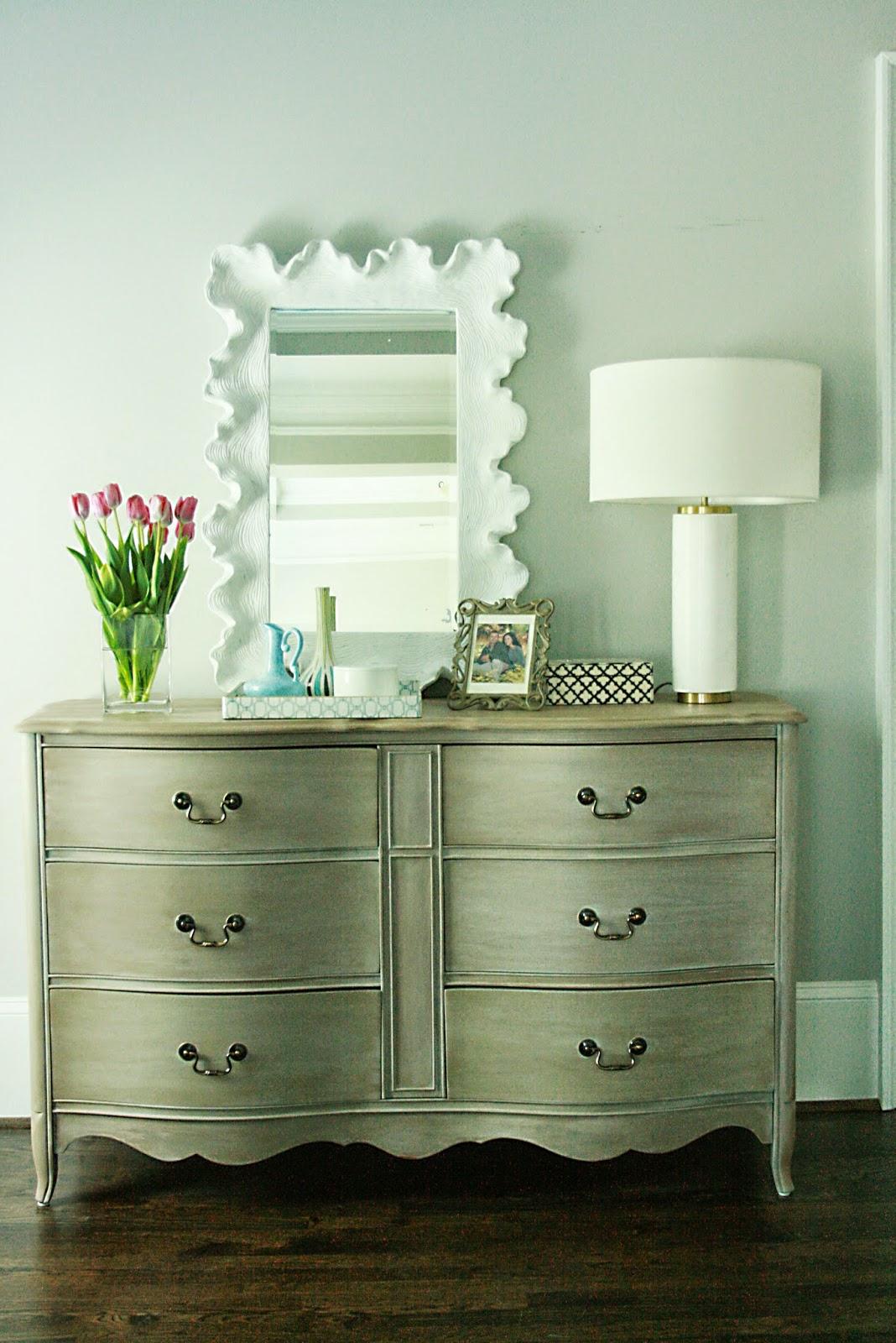 diy, staining, vintage dresser, renovation, refinishing