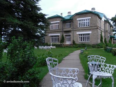 Chail Palace, Hotel, Chail, Shimla