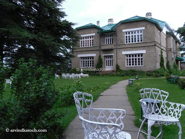 Chail Palace, Shimla, Hotel
