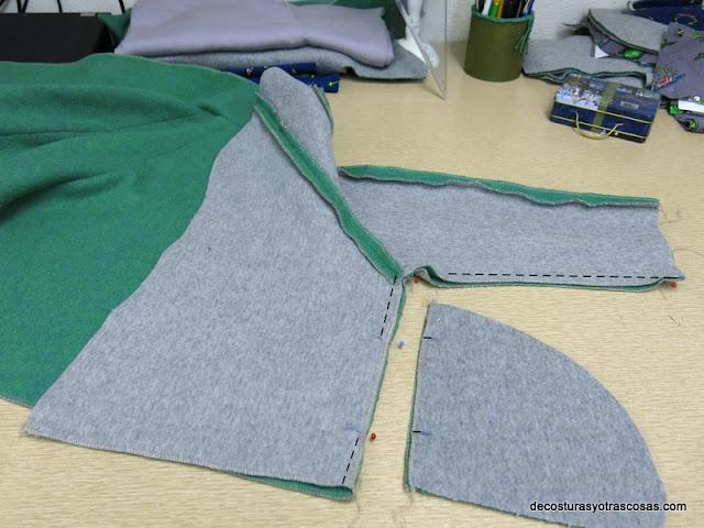 como incorporar bolsillo a la costura