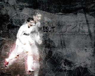 Mesut Ozil Wallpaper 2011 6