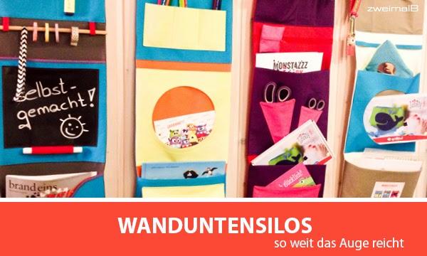 zweimalB :: Wandutensilo an Wandutensilo in der Werkstatt von aprilkind