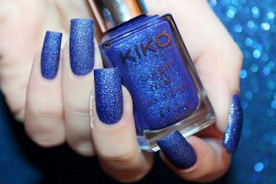 """Swatch of """"457 - Royal Blue"""" by Kiko"""