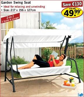 D123 2e9 Project Lidl Garden Swing Seat