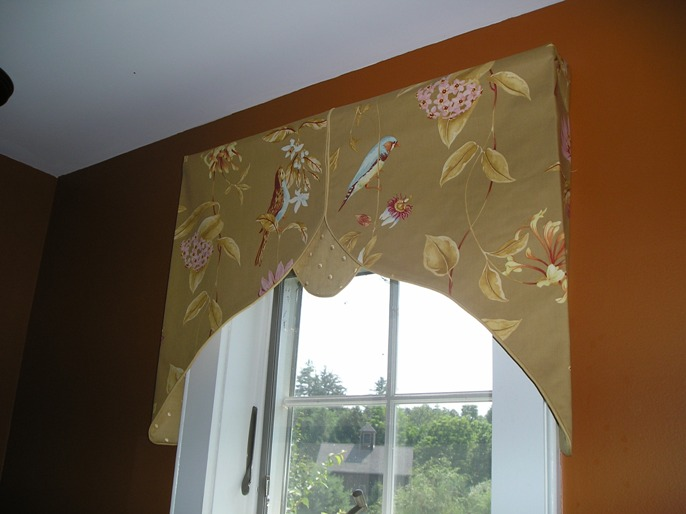 Interior Designer Window Treatments