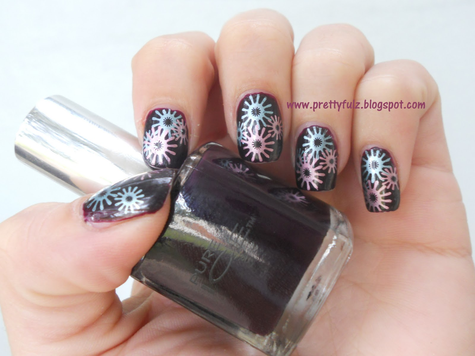 Prettyfulz nail art gallery prinsesfo Gallery