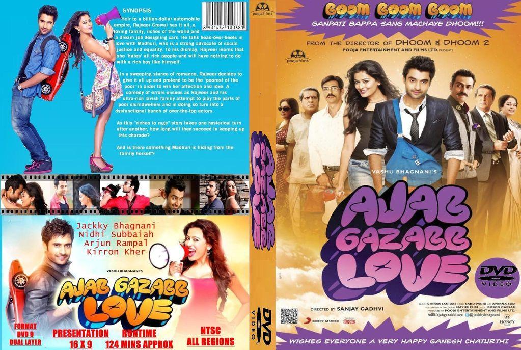 Ajab gazab love mp3 songs downloadming