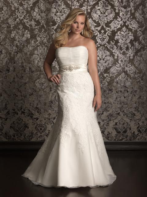 Wholesale Plus Size Wedding Dresses 22 Fancy Allure Women Spring Plus