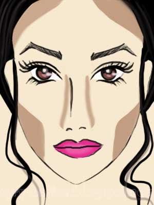 the beautycorner comment illuminer et contourner votre visage. Black Bedroom Furniture Sets. Home Design Ideas