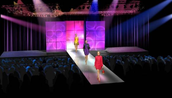 Exposed Fashion Blog Show Runway