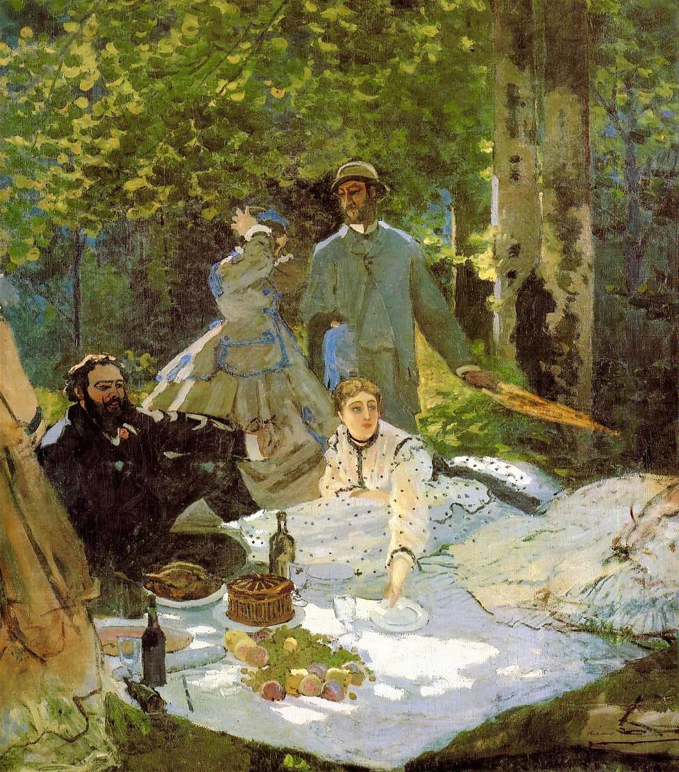 Claude Monet by JamieJones93 on DeviantArt